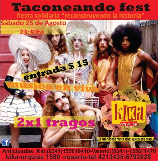 TACONEANDO FEST EN KIKA