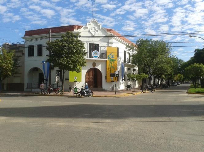 Edificio Municipal de Sunchales