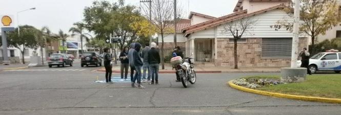 Integrantes de VOX detenidos y amenazados en Sunchales